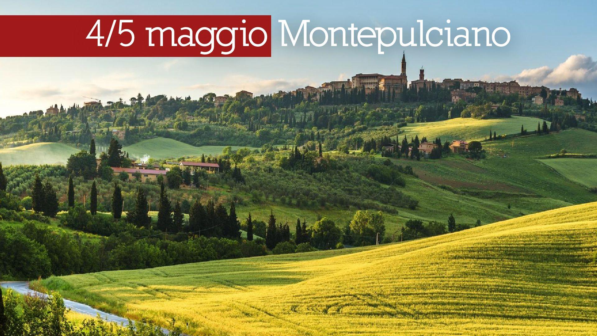 Festival nazionale dello storytelling del vino: a Montepulciano il 4 e 5 maggio 2019.